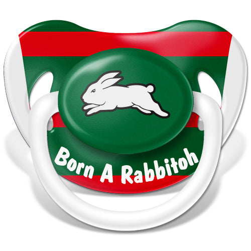 South Sydney Rabbitohs Baby Dummy