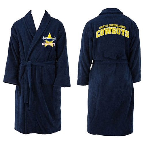 North Queensland Cowboys Youth Dressing Gown