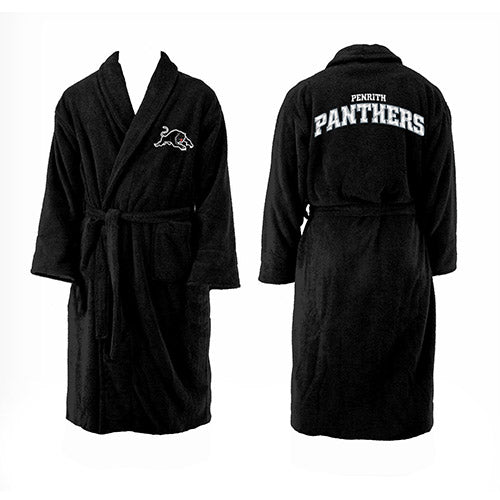 Penrith Panthers Youth Dressing Gown