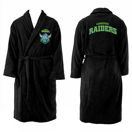 Canberra Raiders Youth Dressing Gown