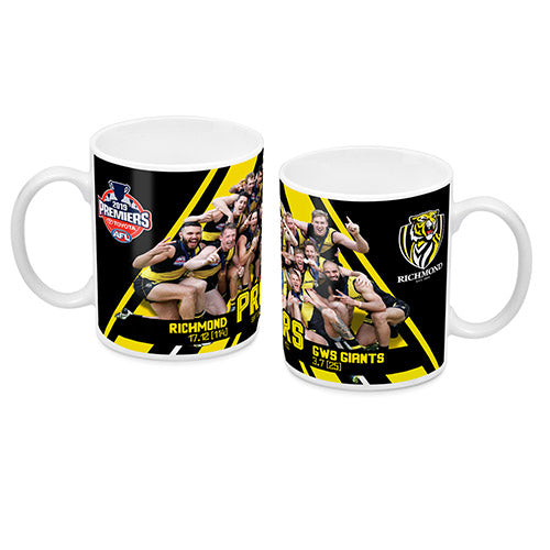 Richmond Tigers Premiers 2019 Coffee Mug