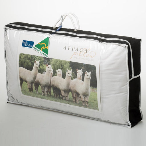 Kelly & Windsor Alpaca Classic Pillow