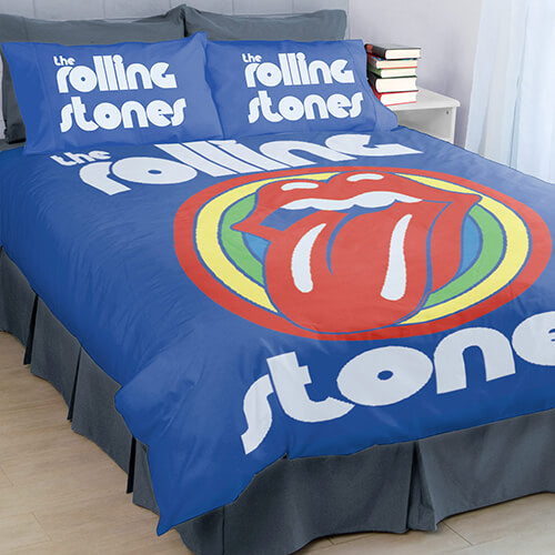 The Rolling Stones Quilt Cover