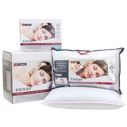 Bambury Sonar® Thermal Balancing Pillow