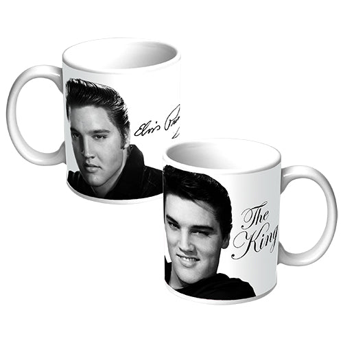 Elvis The King Mug