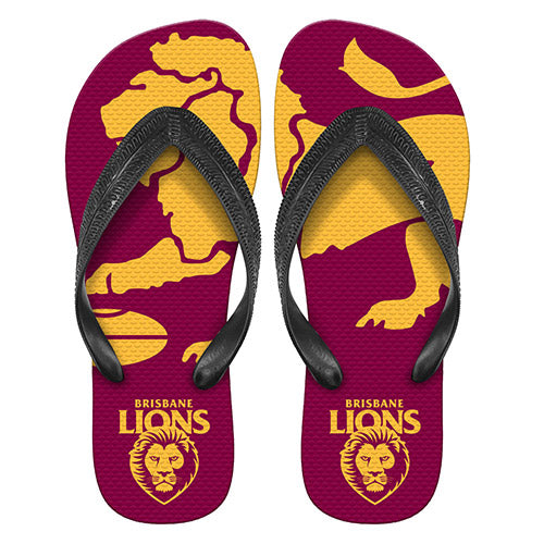 Brisbane Lions Thongs