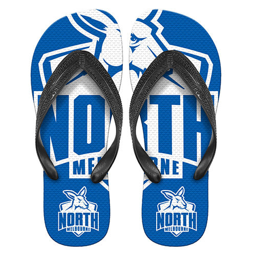 North Melbourne Kangaroos Thongs