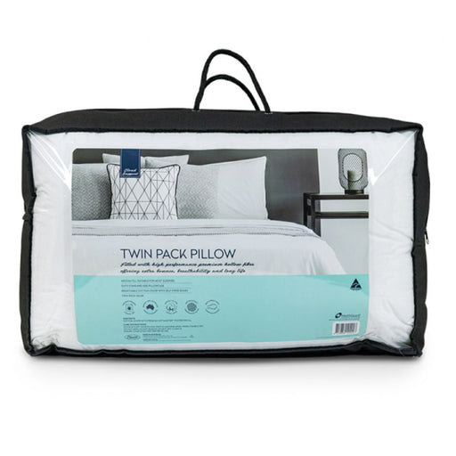 Easyrest Cloud Support Pillow Twin Pack