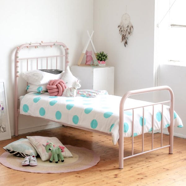Abigail Metal Bed