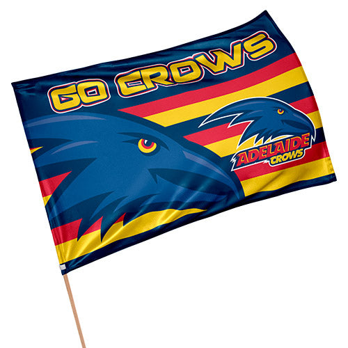 Adelaide Crows Game Day Flag