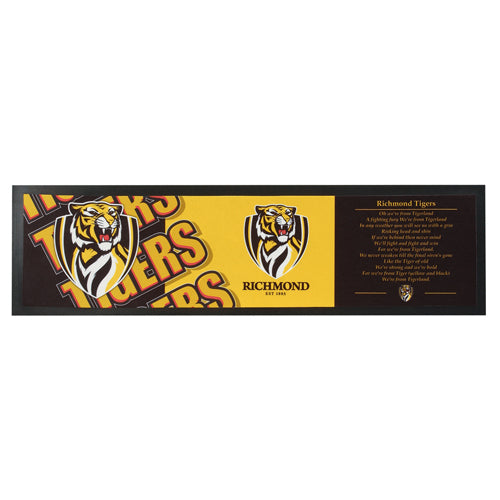 Richmond Tigers Bar Runner