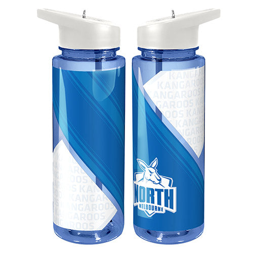 North Melbourne Kangaroos Tritan Drink Bottle