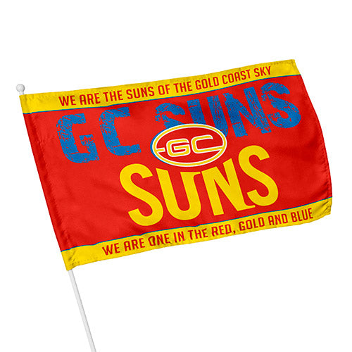 Gold Coast Suns Kids Flag