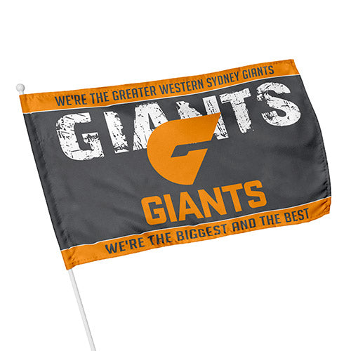 Greater Western Sydney Giants Kids Flag