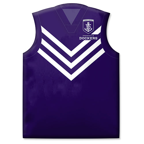 Fremantle Dockers Guernsey Cushion