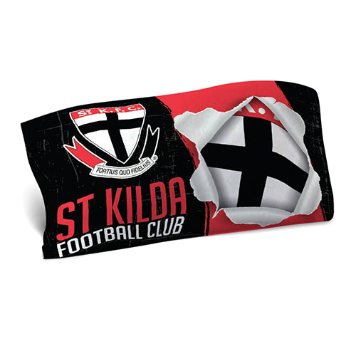 St Kilda Saints Pillowcase
