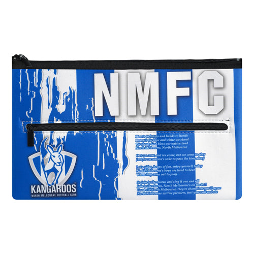 North Melbourne Kangaroos Pencil Case
