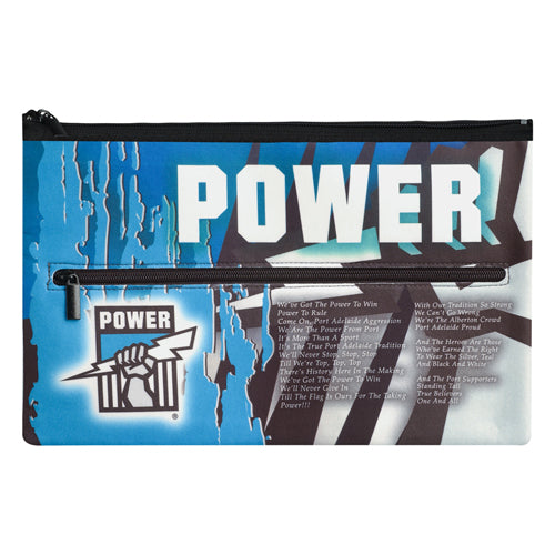 Port Adelaide Power Pencil Case