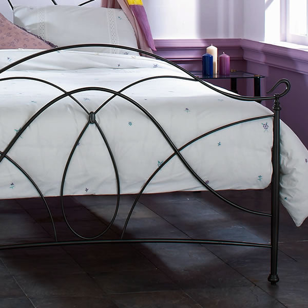 Ardno Cast Bed - Foot End