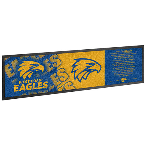 West Coast Eagles Bar Runner