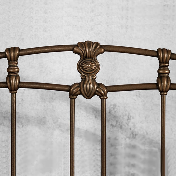 Campbell Cast Bed - Head End