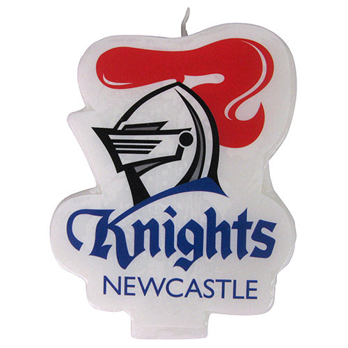 Newcastle Knights Candle