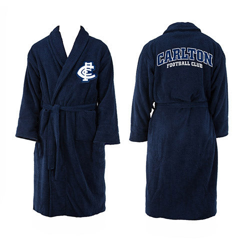 Carlton Blues Youth Dressing Gown