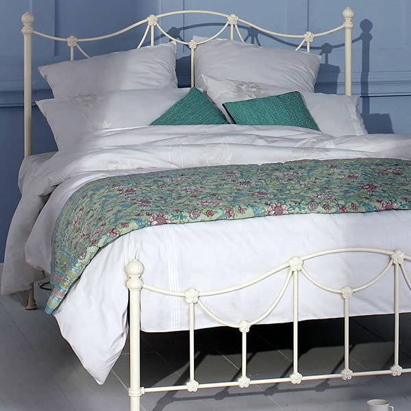 Carlton Cast Bed Low Foot - Foot End