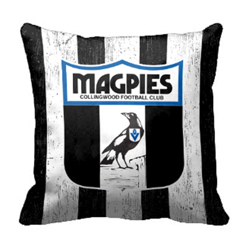 Collingwood Magpies Cushion