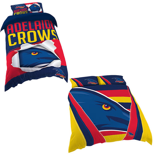 Adelaide Crows Quilt Cover