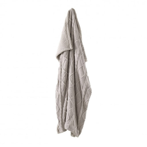 Darlington Sherpa Throw Rug