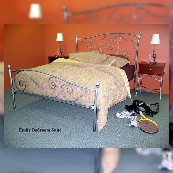 Emily Metal Bed