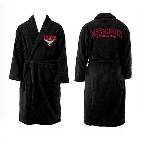Essendon Bombers Youth Dressing Gown
