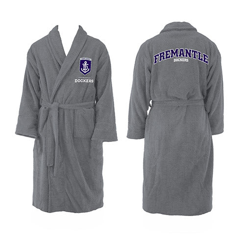 Fremantle Dockers Youth Dressing Gown