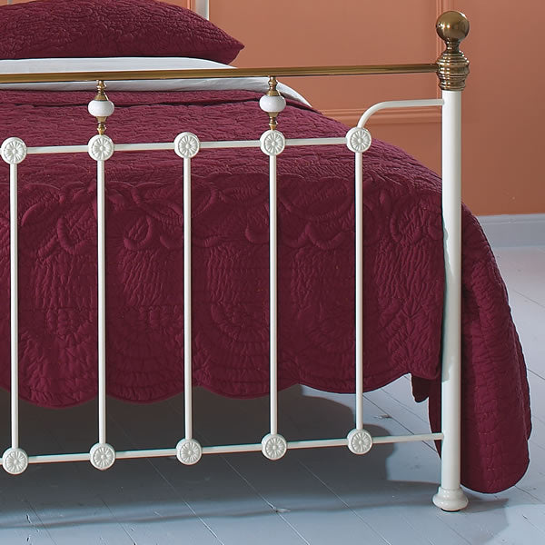 Glenmore Cast Bed - Foot End
