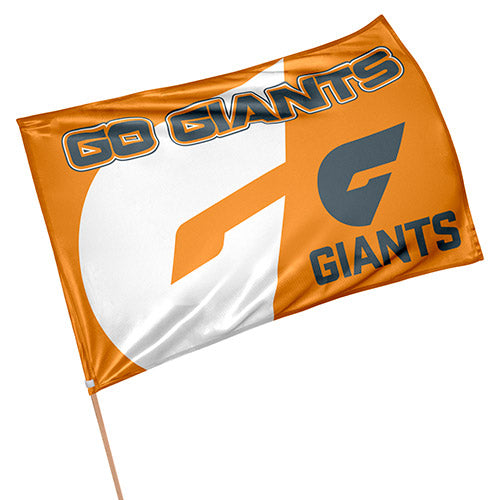 Greater Western Sydney Giants Game Day Flag