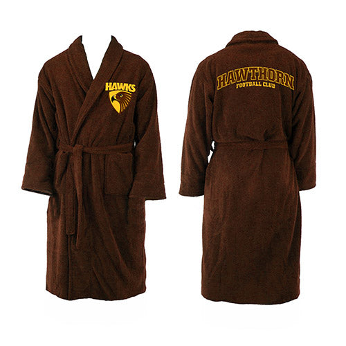 Hawthorn Hawks Youth Dressing Gown