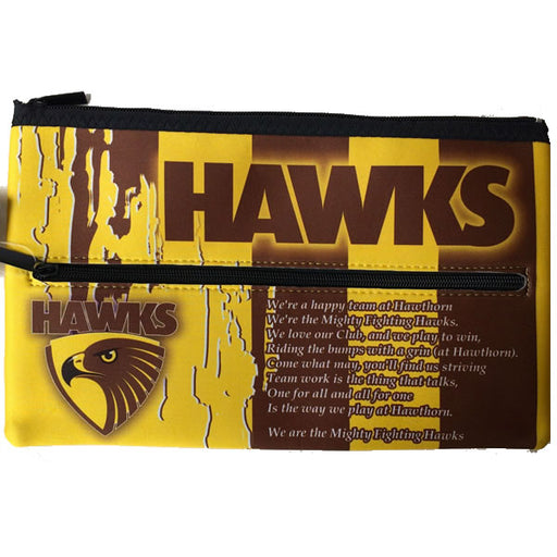 Hawthorn Hawks Pencil Case