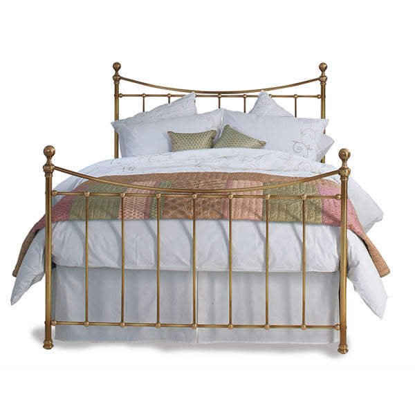 Kew Cast Bed - Queen Size