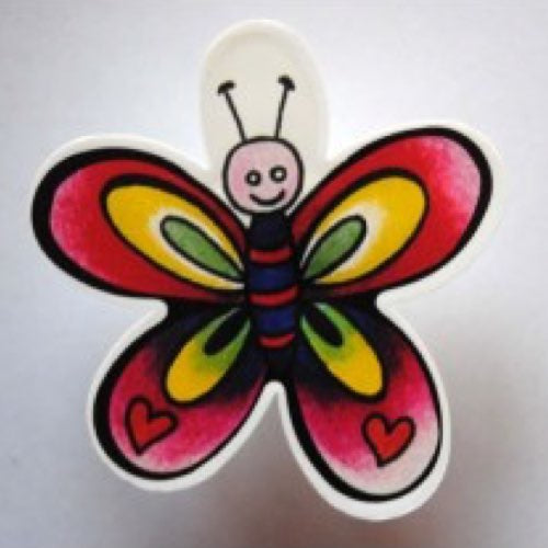 Kids Furniture Handle - Butterfly