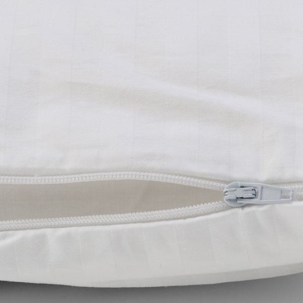 Dunlopillo Luxurious Latex Medium Profile & Firm Feel Pillow - Zip