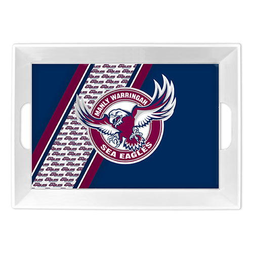 Manly Sea Eagles Melamine Tray