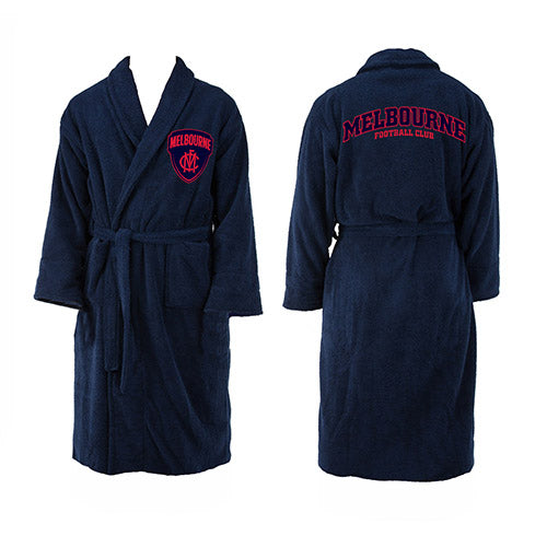 Melbourne Demons Youth Dressing Gown