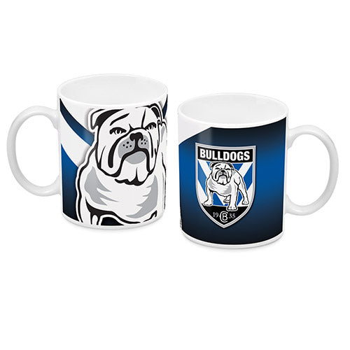 Canterbury Bulldogs Ceramic Mug