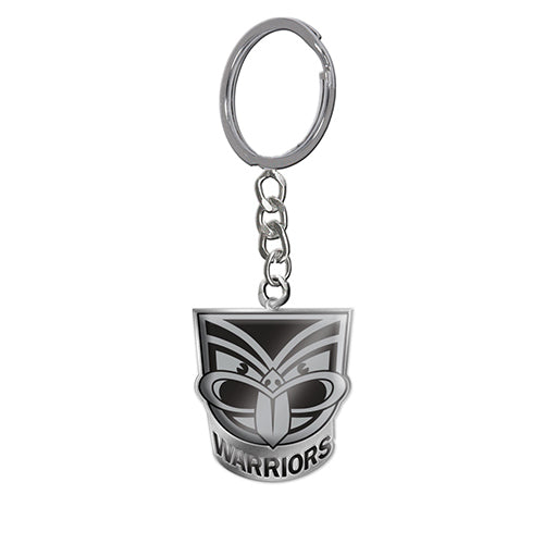 New Zealand Warriors Enamel Logo Keyring
