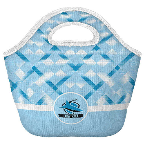 Cronulla Sharks Neoprene Cooler Bag