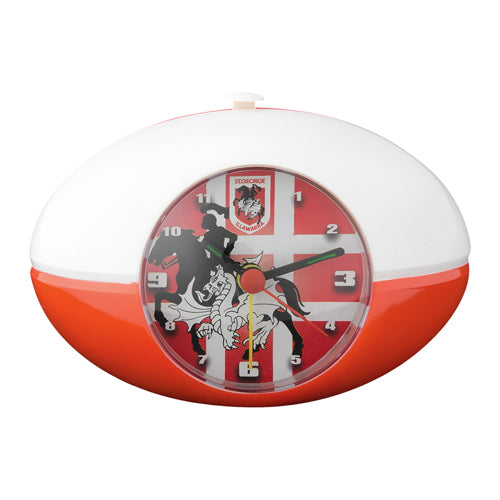 St George Illawarra Dragons Footy Alarm Clock