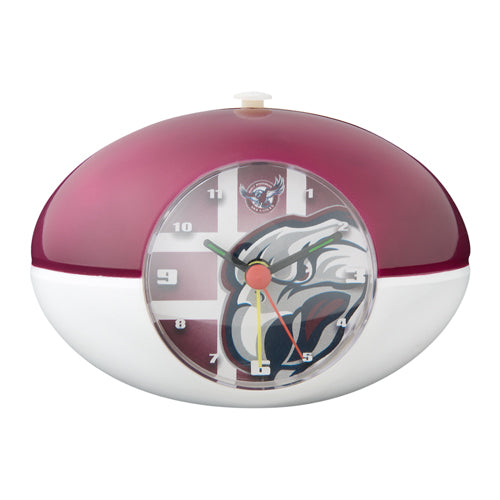 Manly Sea Eagles Footy Clock
