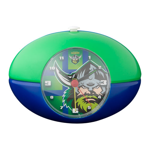 Canberra Raiders Footy Alarm Clock