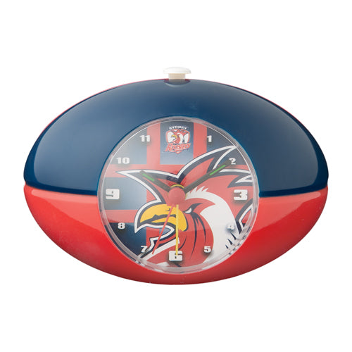 Sydney Roosters Footy Alarm Clock
